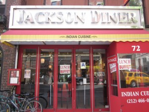 Jackson Diner Cheap Indian Food