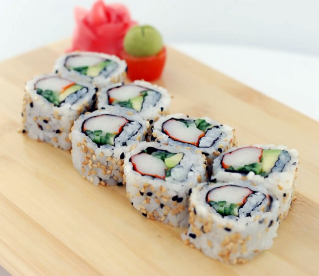 Image Credit: https://www.sushihaven.co.uk/california-roll.html