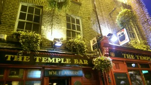 Temple Bar Taken by Jainita Patel