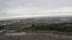 View from Calton Hill Taken by Jainita Patel