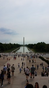 The National Mall. Taken by Jainita Patel.