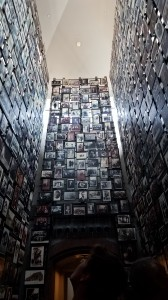 Inside the Holocaust Museum. Taken by Jainita Patel.