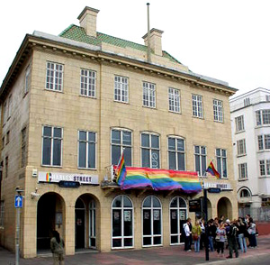 Charles Street Bar and Envy Club http://brightonbearweekend.com/