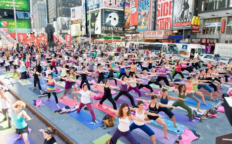 Mind Over Madness Yoga