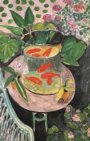 Henri Matisse's The Goldfish
