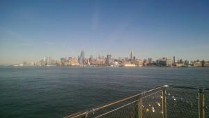 View of New York.  Taken by Jainita Patel